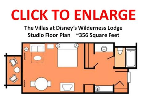 wilderness lodge villas floor plan specific question about wilderness lodge villas