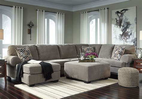 Raf Sofa Sectional by Jinllingsly Gray 3pc Raf Sofa Sectional Louisville