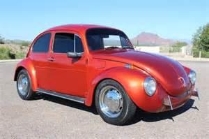 vw volkswagen super beetle 1600 classic retro bug 4 speed