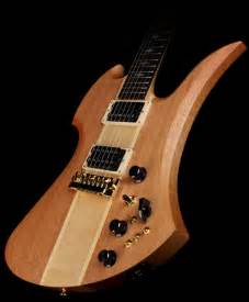 Bc Rich Handcrafted - b c rich usa handcrafted mockingbird deluxe electric