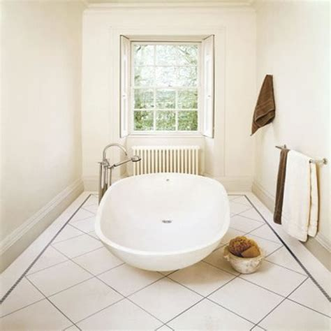 White Tile Bathroom Floor by Inspirational Bathroom Floor Tiles Ideas 187 Inoutinterior