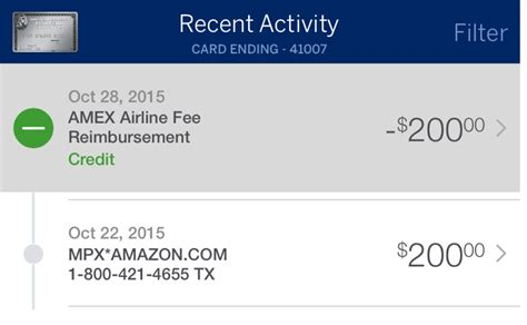Amex Airline Fee Credit Gift Card - 200 100 amex airline fee credit works for amazon gift cards via united mileage