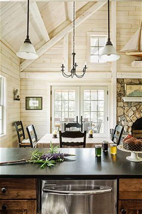 Whitewash Log Cabin Interior by Interior Finishing Options Tips For Maximizing Wood