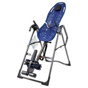 teeter ep 960 inversion table with back re target