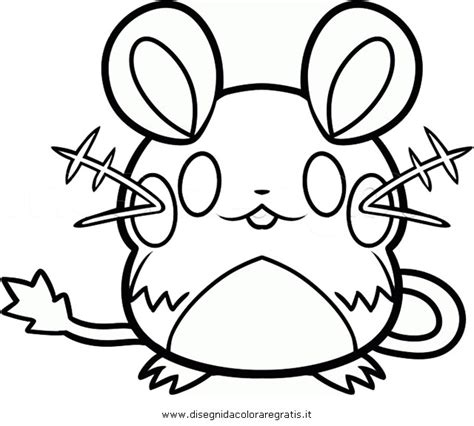 pokemon coloring pages dedenne pokemon baby dedene images pokemon images