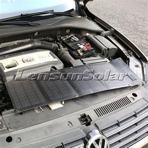 len 12v 20w new design of etfe coating technology for 36w folding