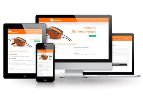 Web Design Homepage by Webdesign Und Programmierung Aus Wittenberg Wittenberger