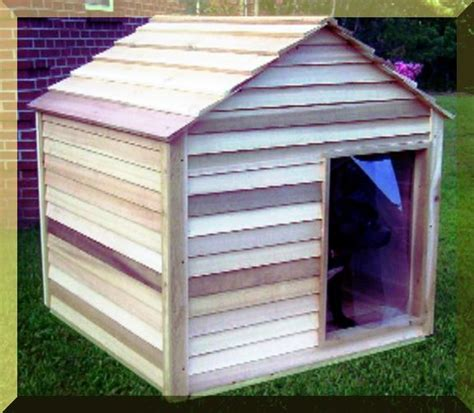 easy dog house simple dog houses for large dogs