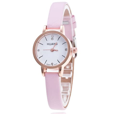 womens wrist with thin