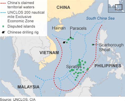beijing raises rhetoric ahead of south china sea ruling