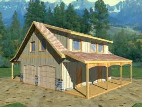 Shop Apartment Plans by Detached Garage With Bonus Room Plans Barn Inspired 4