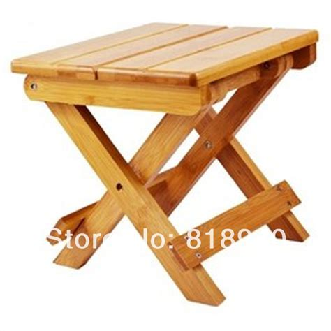 shop popular folding wood stools from china aliexpress