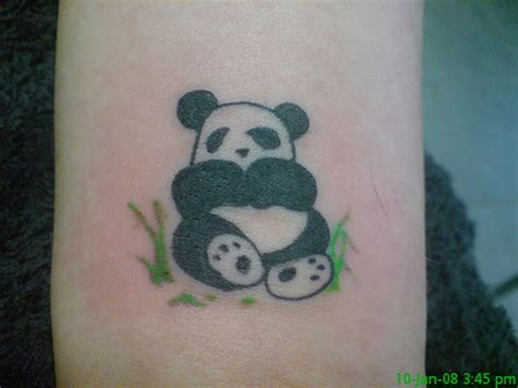panda tattoo cute 25 sweet panda tattoo design collection