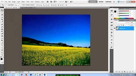 tutorial dasar photoshop youtube tutorial membuat background dasar photoshop cs 6 youtube