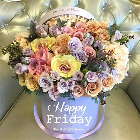 Happy Friday Floral Finds by 515 Best Friday Blessings Images On Fashion