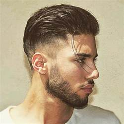 slicked the ear hair styels curly men hairstyles pictures guide curly hairstyles for men