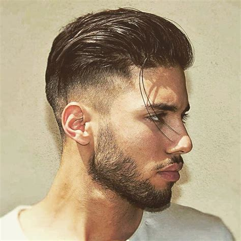 Hair Under Cut With Tapered Side | curly men hairstyles pictures guide curly hairstyles for men
