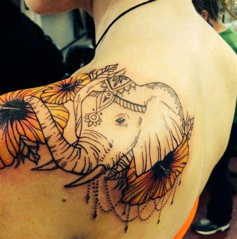 elephant tattoo inspiration beautiful elephant tattoo with symbolic meanings