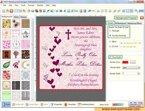 Drpu Wedding Card Designer Software Free by Posts Answerinter