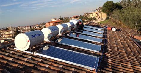 pannelli solari per riscaldamento a pavimento pannelli solari per acqua calda e riscaldamento nastasi