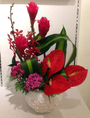 new year flower arrangement singapore blossoms cellar florist singapore florist keeps you