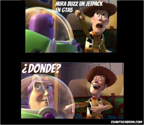 Memes De Toy Story - cu 225 nto cabr 243 n en busca del jetpack perdido