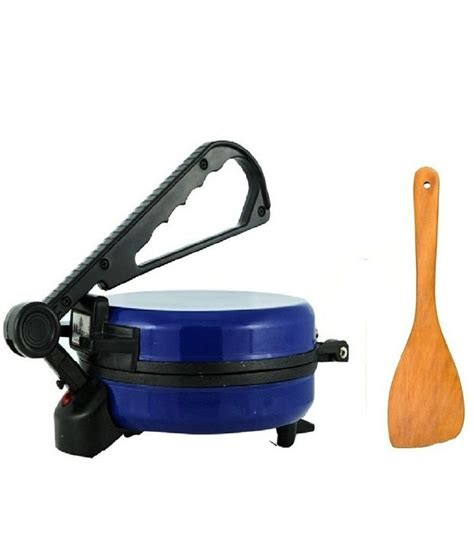 Spatula Roti matangi blue colour stainless steel roti maker with spatula price in india buy matangi blue