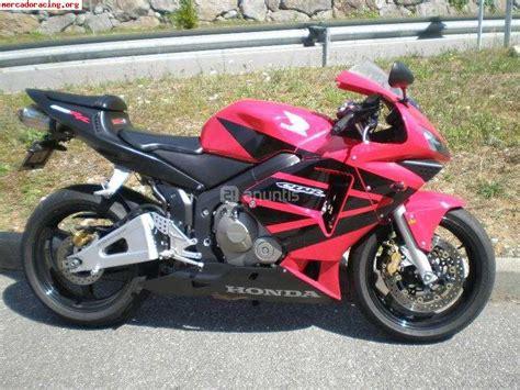 2005 honda cbr 600 honda cbr 600rr 2005 venta de motos de carretera enduro