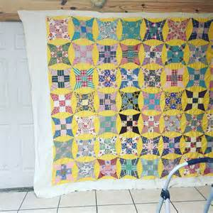 Amish Quilt Tops For Sale by Improved Nine Patch Quilt Free Feelhelper