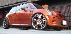 Custom Mini Cooper Wheels Img 4623sss