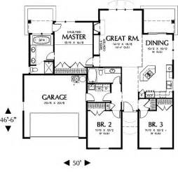 1500 square house plans 1500 square 3 bedrooms 2 batrooms 2 parking space