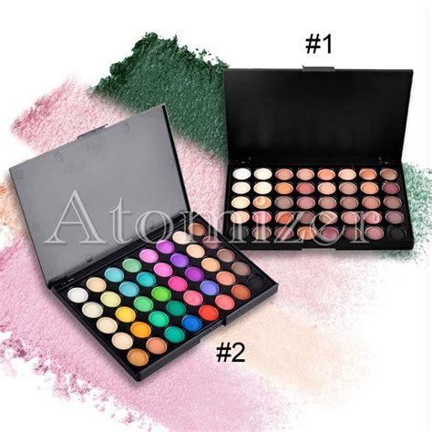 Aplikasi Eyeshadow Wardah Seri M matte pigment eyeshadow palette cosmetic makeup set eye