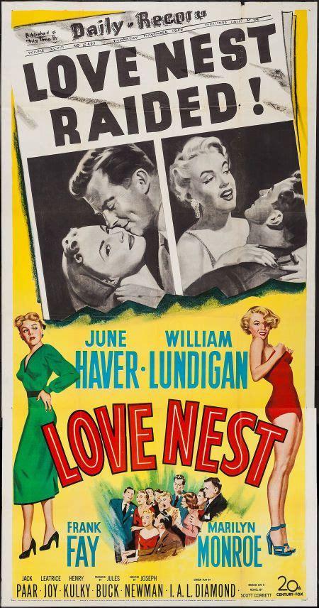 film love nest 100 best marilyn m in love nest 1951 images on pinterest