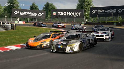 Gran Turismo gran turismo sport beta gestartet und gameplay update