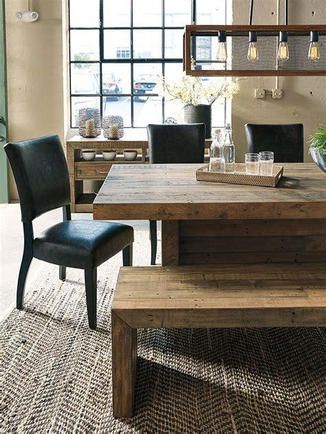 sommerford dining room set  bench signature design