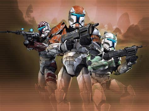 star wars republic commando clone trooper full hd