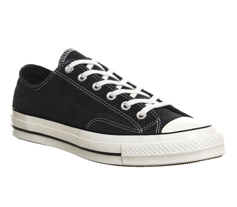 Converse All Premium Classic Ox Pendek converse all ox 70 s charcoal black egret suede his