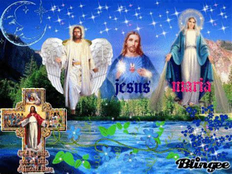 imagenes con movimiento de jesus y maria jesus y virgen maria picture 130074408 blingee com