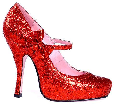 glitter shoes shoes fancy dress
