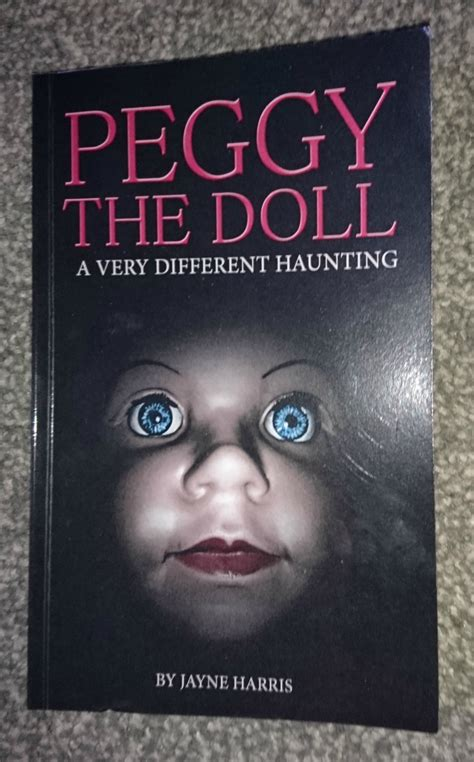 relatively random musings books peggy the doll by jayne harris book review and my