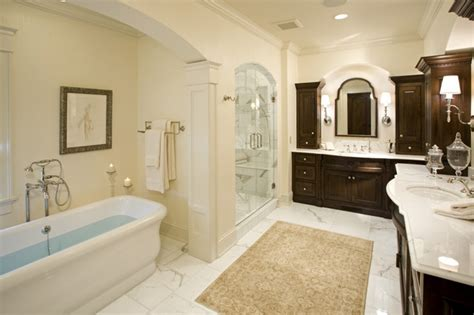 Traditional Master Bathroom Ideas | 25 great ideas and pictures of traditional bathroom wall tiles