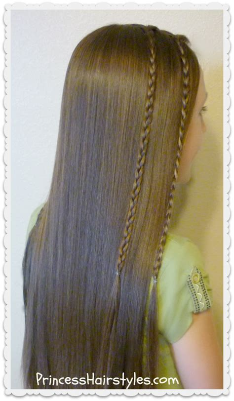 tie back hairstyles 7 quick easy hairstyles part 2 hairstyles for girls