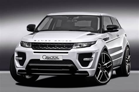 modified land rover caractere range rover evoque modified autos world blog