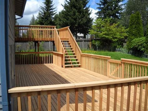 two story deck pin by jill fischer on home pinterest
