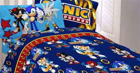 sonic bed for sale sonic the hedgehog bed spread sonic speed child bed