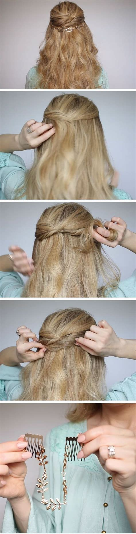 Easy Hairstyles For Homecoming by Best 25 Hairstyles Ideas On