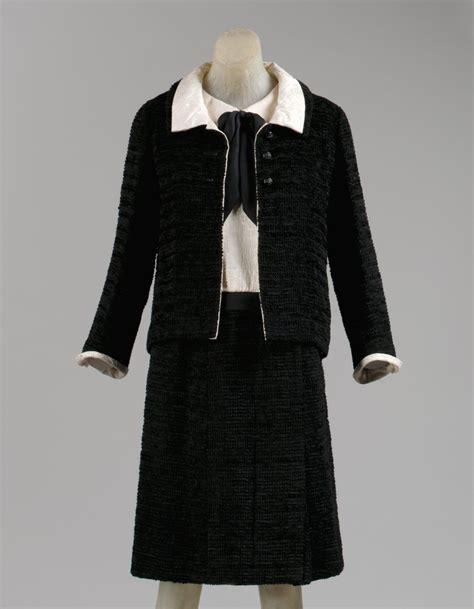Designer Clothes Chanel Top 10 by Coco Chanel 1883 1971 Cocktail Ensemble Design