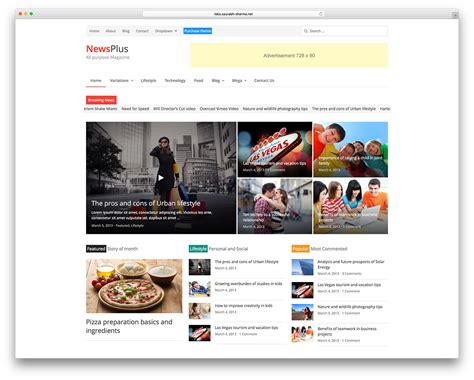 blogger themes for news top 57 news magazine wordpress themes 2018 colorlib