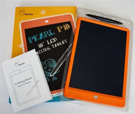 E Drawing Pad by Parblo 5