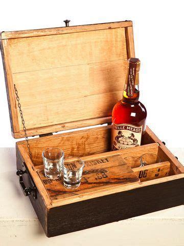 dad  box   whiskey staves  room  shot